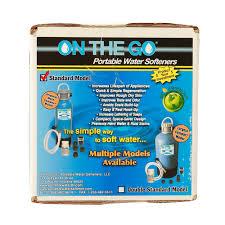 portable water softener on the go otgcww3m otg1 cwi 3m