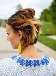 fine hair ombre short haircuts for fine hair that you should not miss short