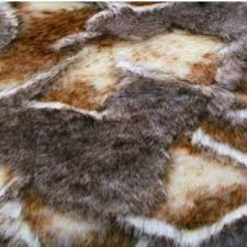 rabbit material best faux fur fabric products on wanelo