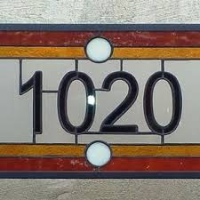 custom house numbers and letters custom address signs