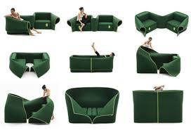 convertible sofa by campeggi sosia