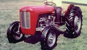 1957 massey ferguon 35 vintage tractor engineer