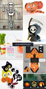 Halloween Decoration Party Ideas Diy Halloween Paper Decorations Party Ideas