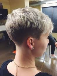 images of back of head short hairstyles 60 cool back view of undercut pixie haircut hairstyle ideas