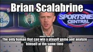 Brian Scalabrine Memes - brian scalabrine the only human that can win a playoff game and