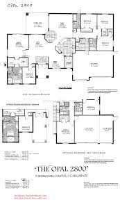 emerald springs estates floor plans and community profile the opal 2800