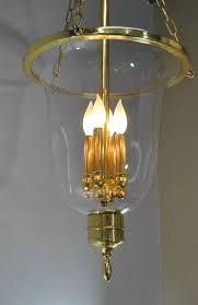 Williamsburg Sconces Williamsburg Style Brass U0026 Glass Chandelier Light Fixture 12