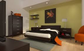 walls interiors yellow paint colors for bedroom with dark