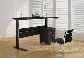 Height Adjustable Desk Reviews by Latitude Run Bianca Adjustable Height Standing Desk U0026 Reviews