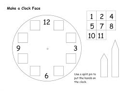 templates for numbers mac clock face templates for easy learning kiddo shelter numbers ios