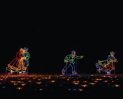 winter lights festival gaithersburg deal 8 for week night admission for one car to the city of