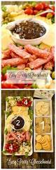 easy party cheeseboard recipe recipes food and snacks