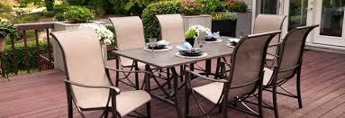 sling patio furniture pvc sling outdoor sling furniture