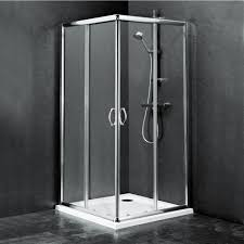premier ella square corner entry shower enclosure 760mm or 800mm ella square corner entry shower enclosure 760mm or 800mm image 1