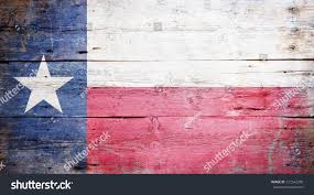 Texas Flag And Chile Flag Royalty Free Flag Of The State Of Texas Painted On U2026 127542200