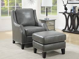 small leather chair with ottoman accent chair pair of accent chairs small living room chairs