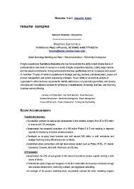 Resume Format Pdf For Sales by Sales Executive Resume Format Pdf Virtren Com