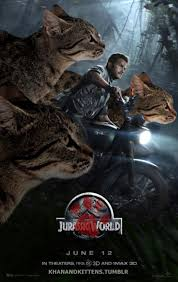 Jurassic Park Birthday Meme - someone replaced the dinosaurs in jurassic park with cats 21 photos