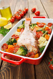 Main Dish Vegetables - main dish recipe roasted red snapper with vegetables u2013 12 tomatoes