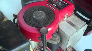 starting problems 14 5hp ohv briggs u0026 stratton help youtube