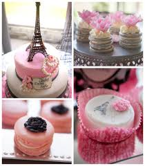parisian baby shower kara s party ideas pink themed baby shower