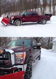Ford F350 Dump Truck With Plow - need to prepare your ford f 350 for the snow with some rad