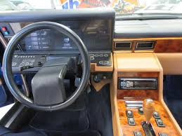 vintage aston martin interior rare rides the 1984 aston martin lagonda a paragon of reliability