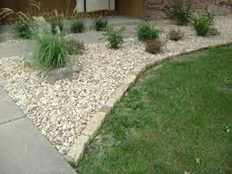 amazing white rocks for landscaping u2014 porch and landscape ideas