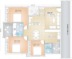 blossom heights east facing floor plans kollur orr hyderabad