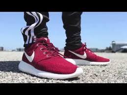 rosch runs sneaker review nike roshe run team sail