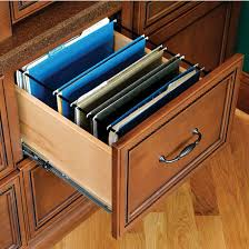 file cabinet drawer organizer rev a shelf file drawer system file system insert for drawers