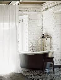 Bathroom White Brick Tiles - painting brick walls white u2013 an increasingly popular trend