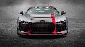 Audi R8 Upgrades - audi r8 lms gt4 arrives as customer racers u0027 newest dream car