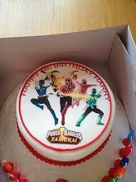 power rangers birthday cake celebration cakes