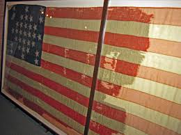 Flag Flown Over White House The Face In The Flag U2013 The Bombardment Of Fort Sumter Scares And