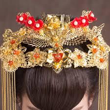 hair clasp buy wholesale luxury classic costume coronet tassel hair