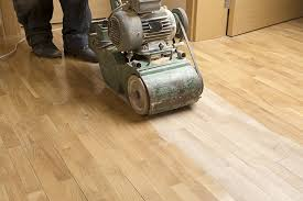 the floor sanding and polishing look amazingly