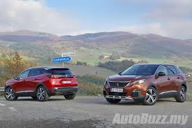 peugeot 206 suv all new peugeot 3008 launched in malaysia 2 variants from rm142