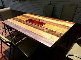 replace glass patio table top with wood replacement patio table tops image collections table decoration ideas