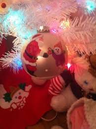 rare vintage spirit of mr bingle snowman christmas ornament new
