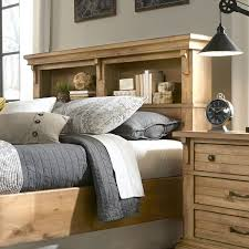 Upholstered And Wood Headboard Bedroom Fabulous King Headboard Wood King Wood Headboard Queen