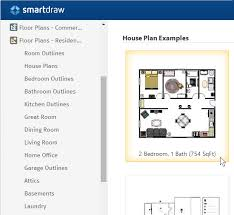Floor Plan Templates Home Remodeling Software Try It Free To Create Home Remodeling Plans