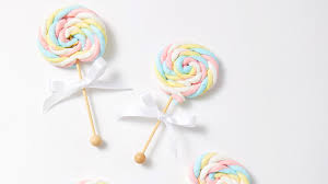 lollipop ornaments martha stewart