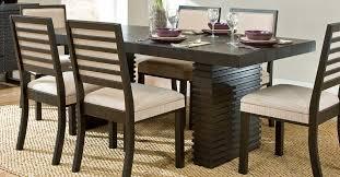 espresso dining room set homelegance dining table espresso 2455dc 78