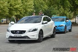 2013 Volvo V40 Review Australian Launch Performancedrive