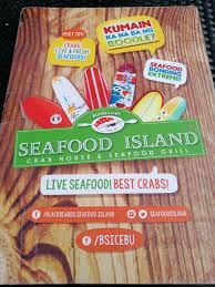 cr駱ine cuisine 携程攻略 宿务seafood island好吃吗 seafood island味道怎么样 环境