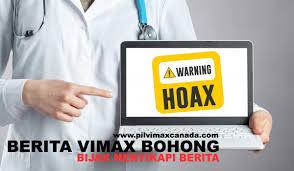 apakah vimax bohong berita bohongan tentang vimax