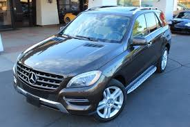 mercedes plaza motors 2014 mercedes ml350 ml350 tempe arizona plaza motors inc