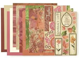 Scrapbook Paper Packs Ctmh New Fall Scrapbook Paper Kits Scrapedia