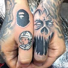 90 thumb tattoos for left and right digit design ideas thumb